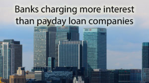 quick loans cheaper than unarranged overdrafts