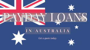 Payday loans in Australia